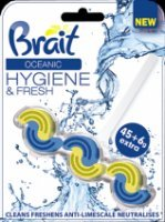 Kostka do wc Brait Oceanic 45+6 g