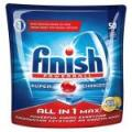 Tabletki do zmywarek Finish All in One Max Lemon 905 g (50 sztuk)
