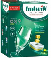 Tabletki do zmywarek Ludwik All In One 120 szt