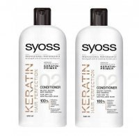 ***Odżywka Syoss Keratin Hair Perfection 500 ml x 2 sztuki