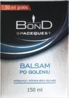 Balsam po goleniu Bond Spacequest z lotosem 150 ml