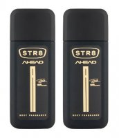 Dezodorant w sprayu STR8 Ahead 75 ml x 2 sztuki
