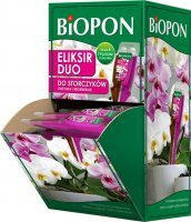 Eliksir Duo do storczyków Biopon 32x35 ml + 4 gratis