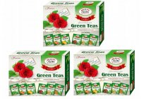 Herbata Celebration Green teas Malwa (6x5x2g) x 3 sztuki