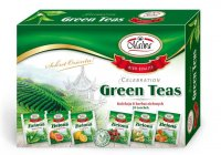 Herbata Celebration Green teas Malwa (6x5x2g)