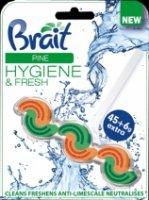 Kostka do wc Brait Pine 45+6 g