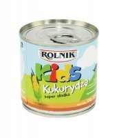 Kukurydza super słodka Kids 212 ml Rolnik