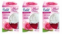 Pachnące kwiatki Brait Beautiful Rose 75 ml x 3 sztuki