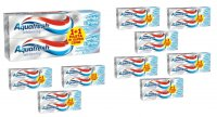 Pasta do zębów Aquafresh Whitening White and Shine 100 ml A2 x 10 opakowań