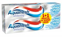 Pasta do zębów Aquafresh Whitening White and Shine 100 ml A2