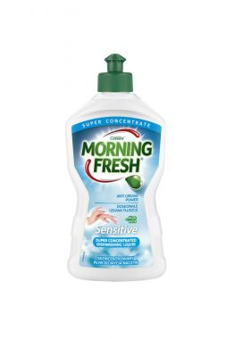 Płyn do mycia naczyń Morning Fresh Super Concentrate Sensitive Aleoe Vera  450 ml