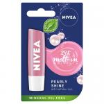 Pomadka Nivea Pearly Shine 4,8 g