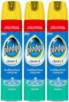 Spray do mebli Pledge multisurface classic 250 ml x 3 sztuki